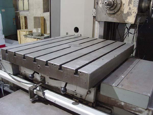 "4"" Kuraki Table Type Horizontal Boring Mill"