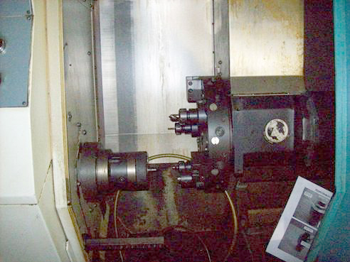 Clausing Colchester Storm 80 CNC Turning Center