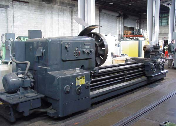 "40"" X 120"" Monarch Engine Lathe"