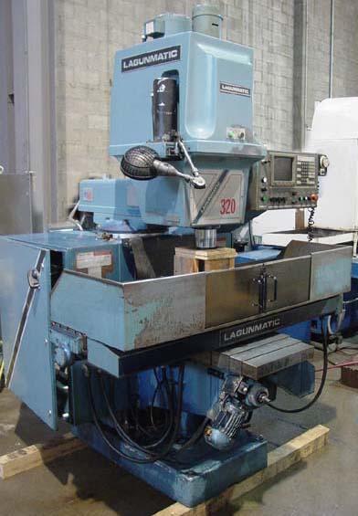 Lagun Lagunmatic 320 CNC Vertical Mill