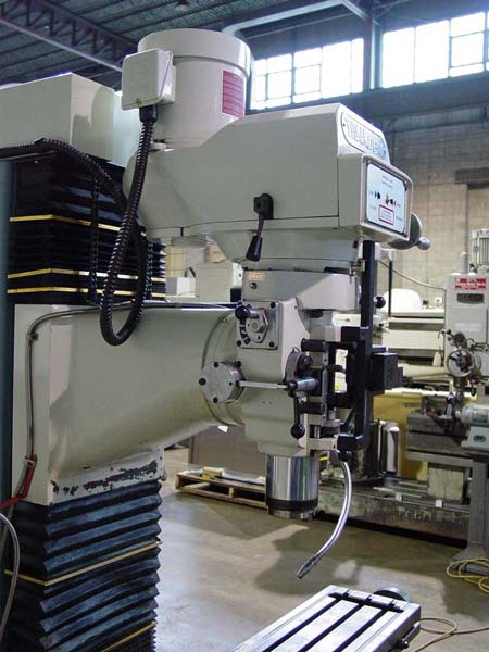 "SOUTHWEST INDUSTRIES DPM, DPM 3-Axis CNC, X=31"", Y=17"", Z=23.5"", 3 HP, 4200 RPM, 40 Taper, New 1996."