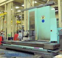 Fpt 5-Sided CNC Ram Type Vertical/Horizontal Machining Center