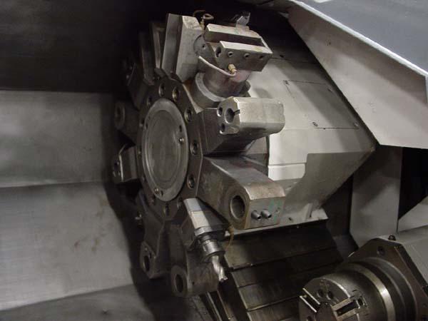 Mazak 5-Axis CNC Sub-Spindle Turning Center