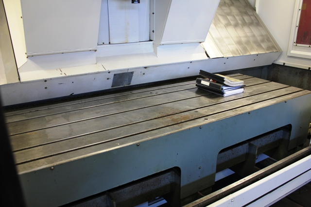 Cincinnati FTV CNC Vertical Machining Center