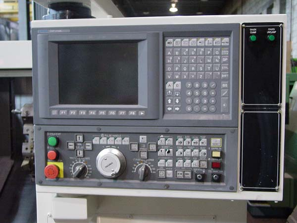 Okuma ES-L8 CNC Turning Center