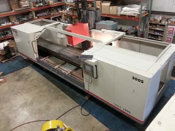 Cincinnati Arrow-3000 CNC Vertical Machining Center