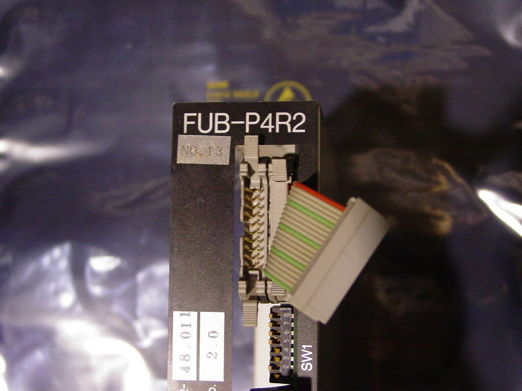 Okuma OSP 7000L OPUS FUB-P4R2 Board # 1911-2242-48-011