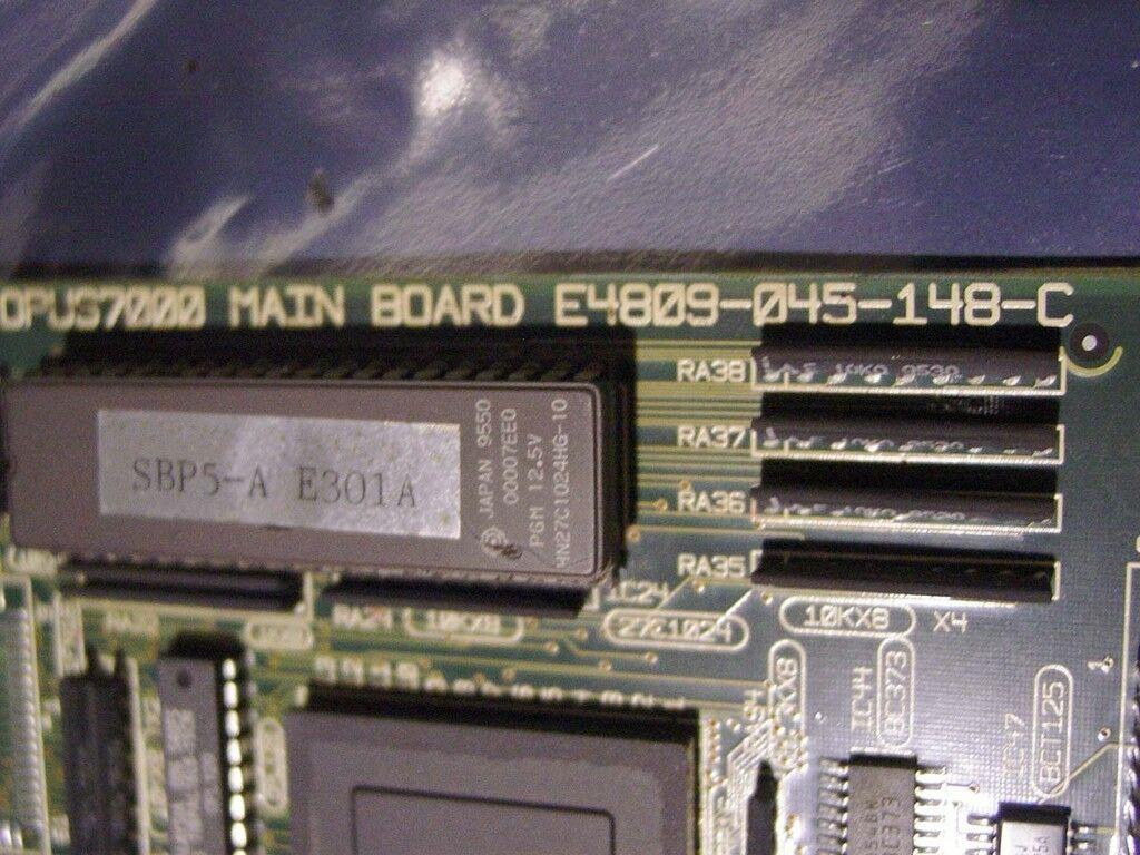 Okuma 7000L MAIN Board E4809-045-148-C 1911-2100-41-184