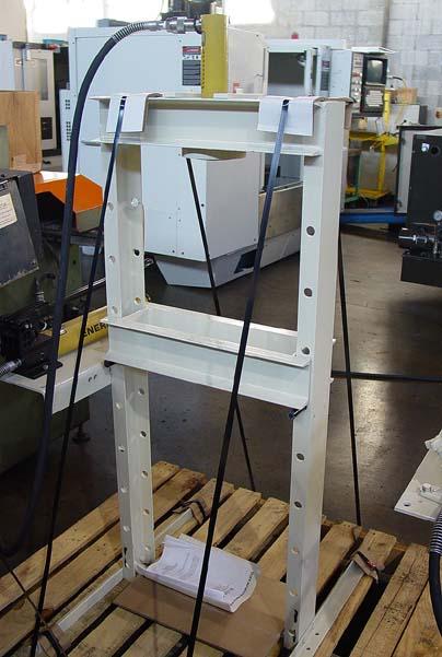 10 Ton Enterpac Hydraulic H-Frame Press
