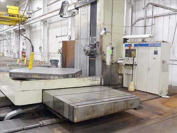 "5"" Toshiba 4-Axis CNC Horizontal Table Type Boring Mill"