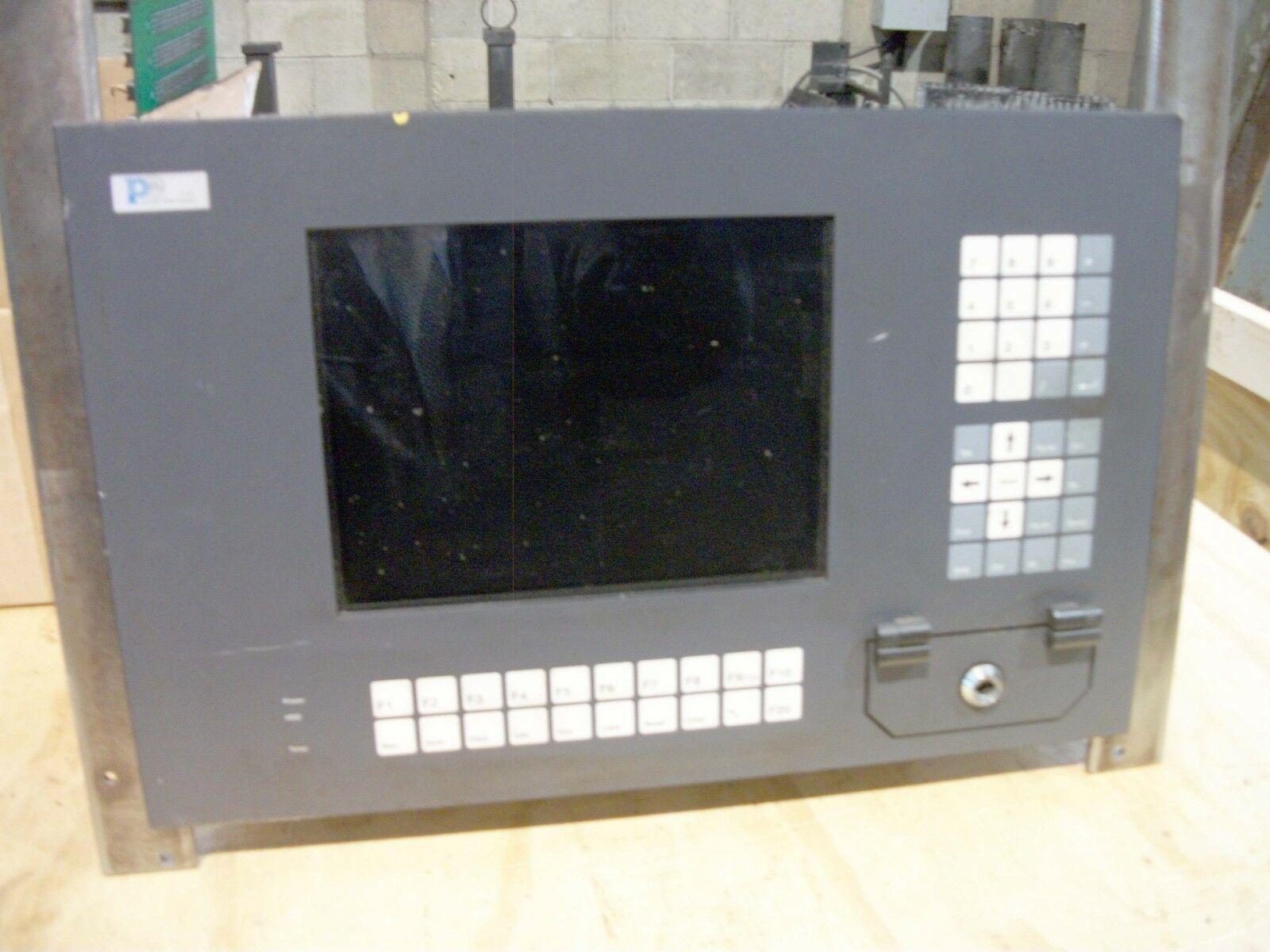 PE Panel Electronics Operator Station CRT Unit FDR-S