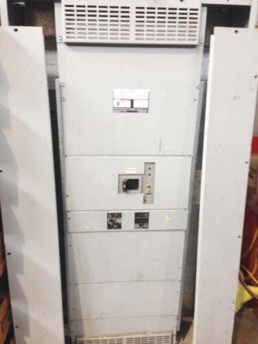 Siemens Sensitrip Switch Gear Switch Box A4A60SJ200ATS 200 AMP 120/240 Breaker