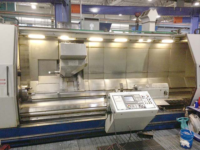 WFL Heavy Duty 5-Axis CNC Turning/Mill Center