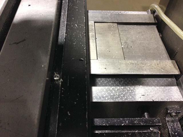 Bridgeport Series I Vertical Mill