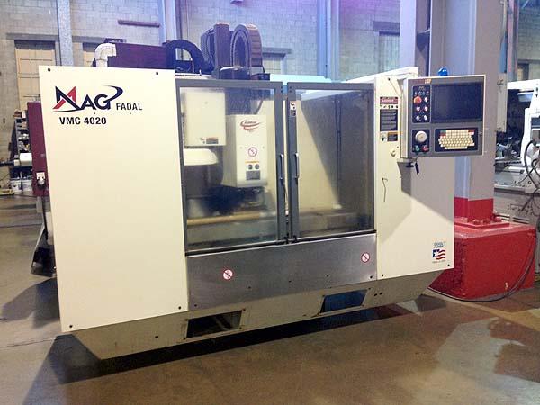 Fadal CNC Vertical Machining Center