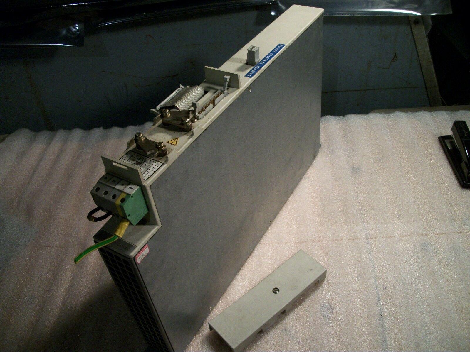Siemens Resistor Module MLFB 6SC6110-06B00