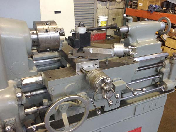 "MONARCH EE Precision Lathe Newall Digital Readouts, 12' Swing over Bed, 7"" Over Cross Slide, 20"" Centers , 6"" #-Jaw Chuck, Collet Nose, 25-2500 RPM Variable Speed Spindle, Threading, Taper, New 1979, New Electrics 2011."