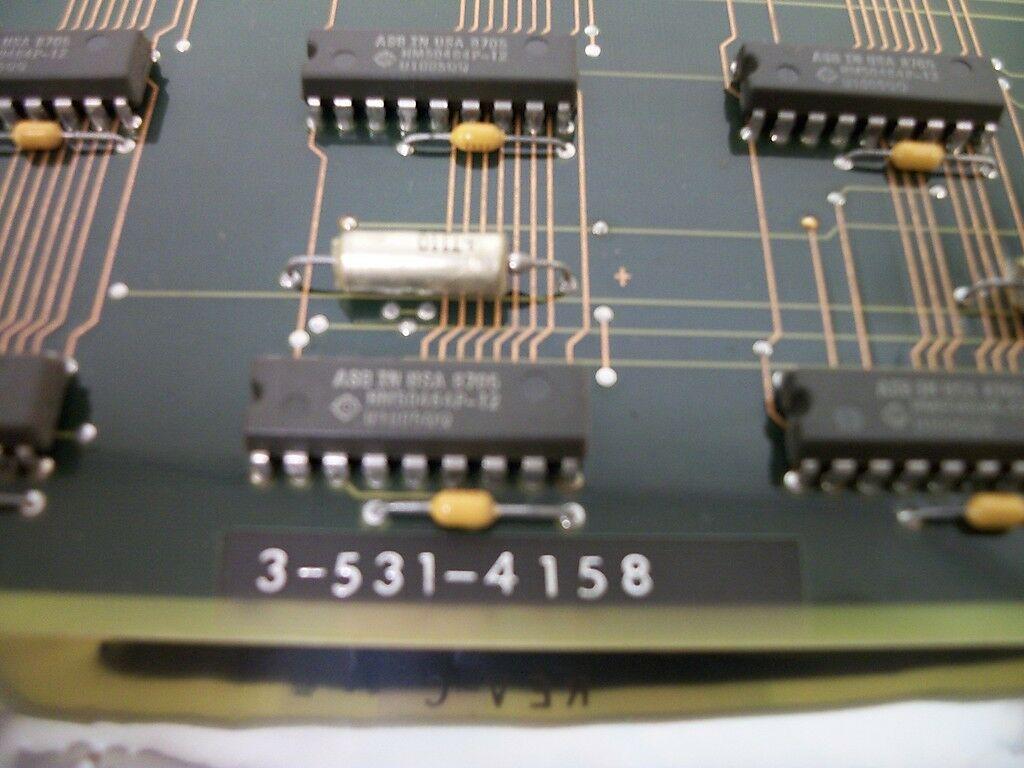Cincinnati Acramatic 950 Board # 3-531-4158