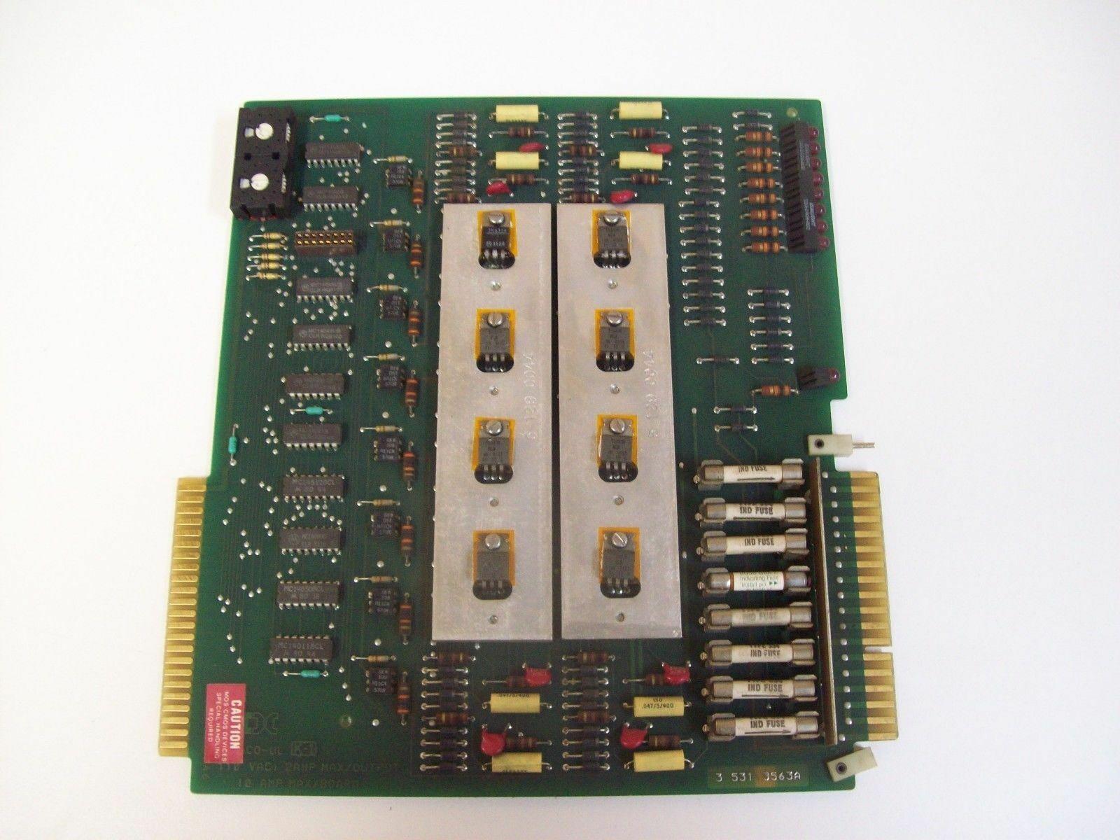 Cincinnati Acramatic Siemens CNC Control Board # 3-531-3563A