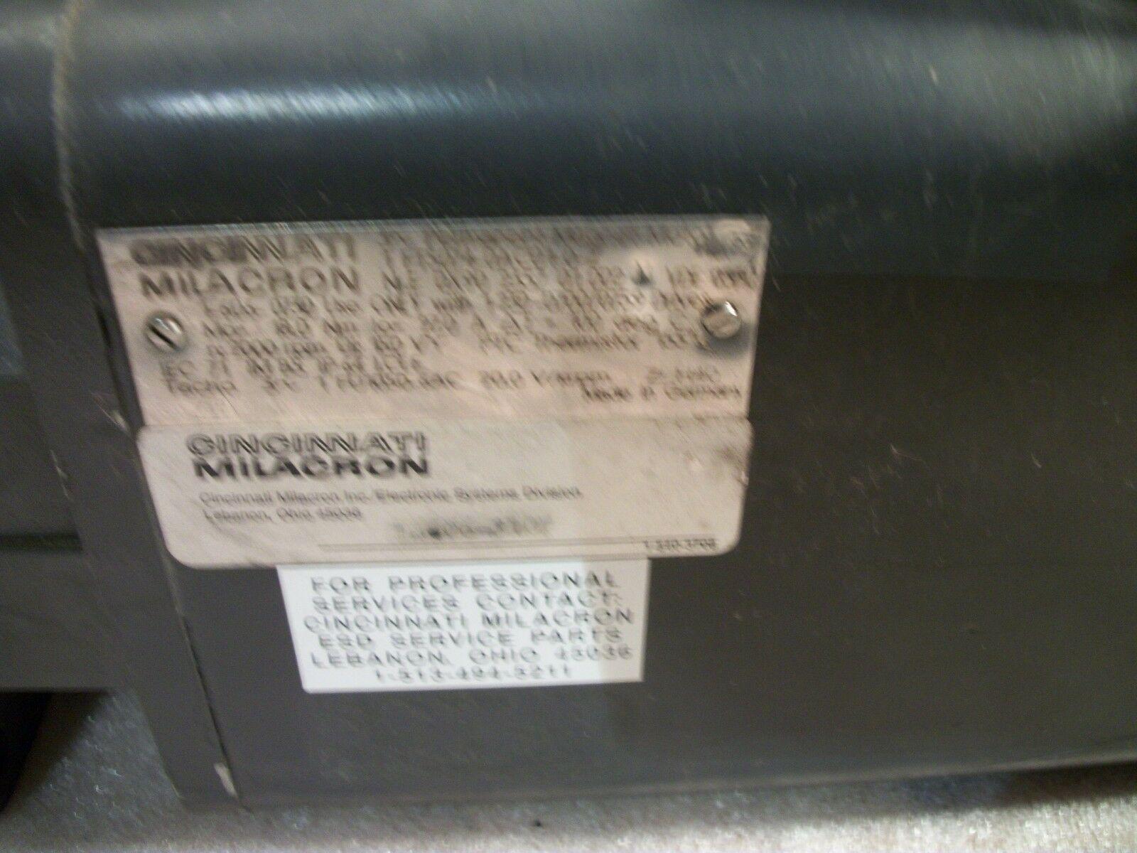 Siemens Servo Motor 1FT5074-0AC01-0-Z Milacron # 1-606-0730