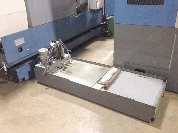 "HYUNDAI V5R VERTICAL TURNING CENTER, Fanuc 0T CNC, 31"" Swing, 15"" Chuck, 21.6"" Turning Capacity, 8 Position Turret, New 1998."