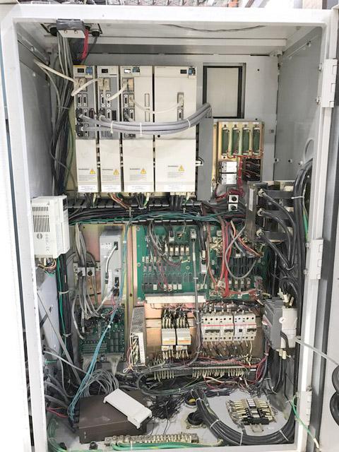 "MAZAK VTC-20C, Mazatrol 640M CNC Control, 79""x20"" Table, X=65, Y=20,Z=20, 8000rpm, New 2000."