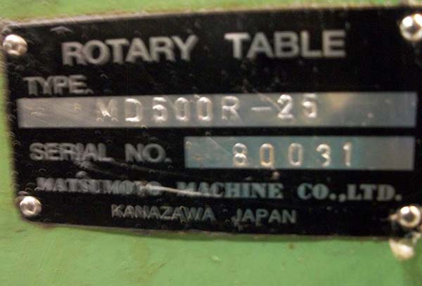 "KURAKI KMV-130 BRIDGE MILL, Fanuc 16M CNC, 126"" x 44"" Table, X=120"", Y=51"", Z=25"", 20"" Full Contouring Rotary Table, 32 Station Tool Changer, New 1998."