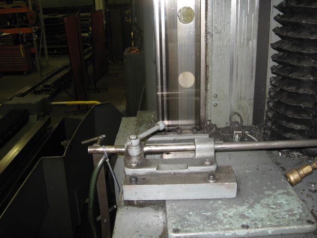"""5"""" Giddings & Lewis CNC Table Type Horizontal Boring Mill"""