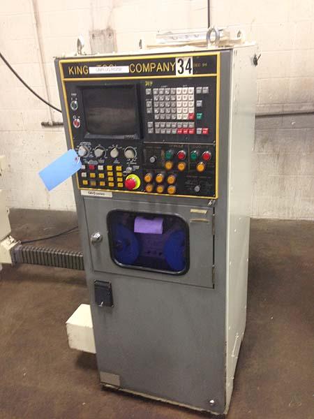 Cincinnati Series 30 CIM-X Changer Horizontal Machining Center