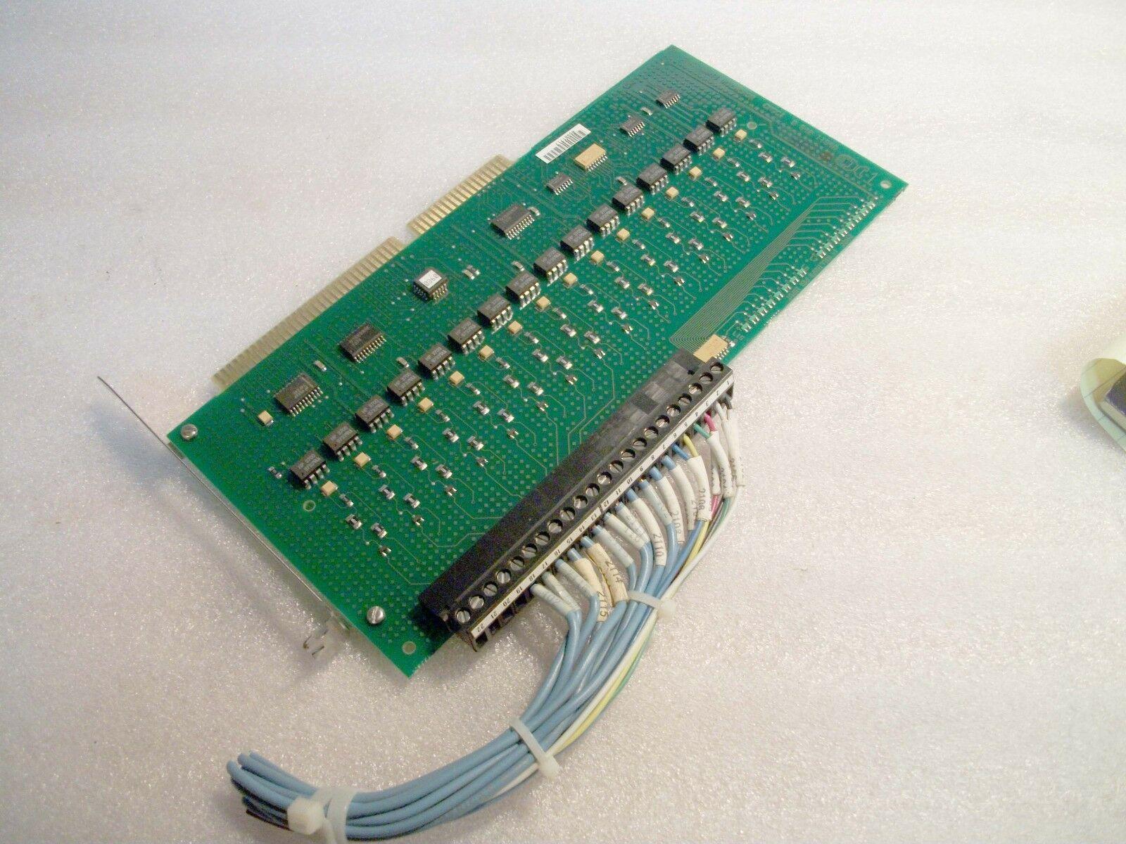 Cincinnati Milacron Siemens CNC Control Circuit Board CMDCO 3-542-1292A
