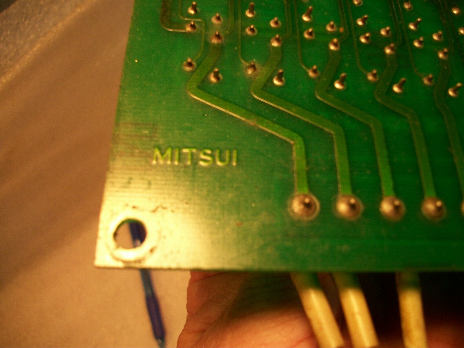 Mitsui DC Interface Board 5W with 16 Fuses