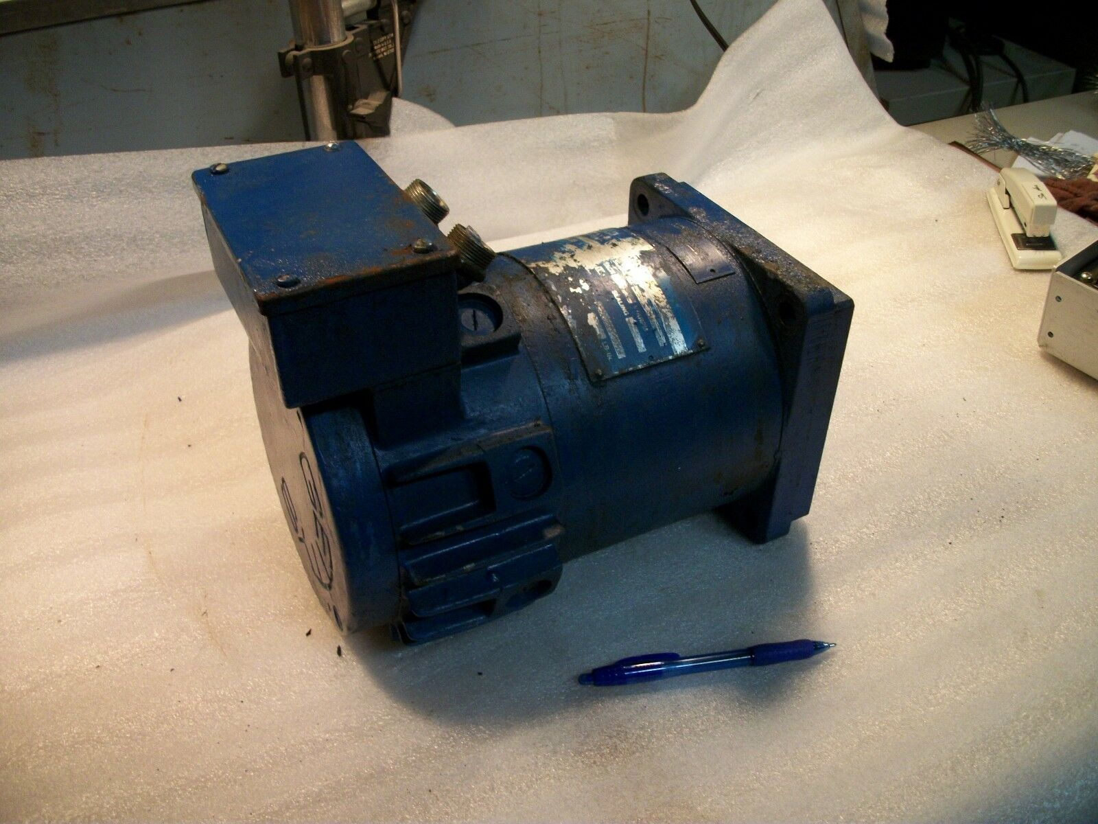 Gould Gettys Servo Motor Model M233-G60A-900M