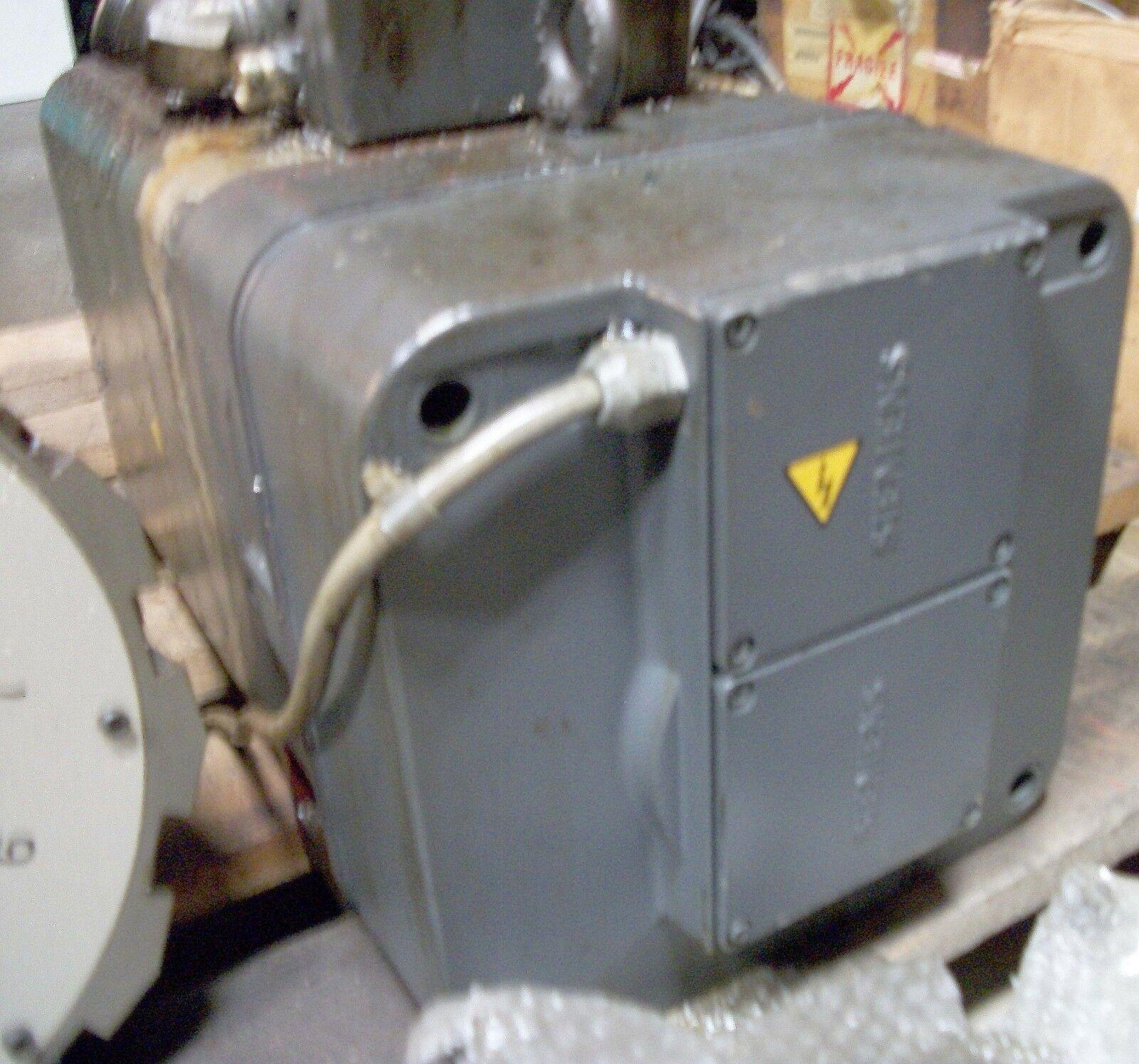 Siemens Spindle Motor 1PH6161-4NF00-Z CMI Part# 1-606-3203