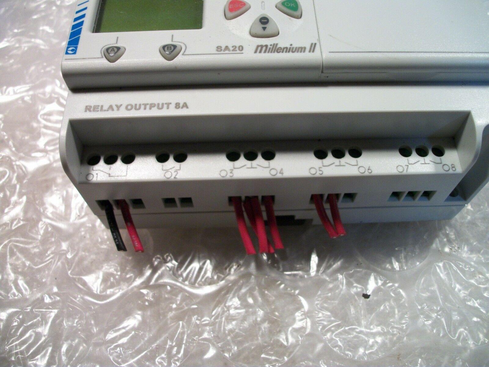 Crouzet SA20 Millenium II Control PLC