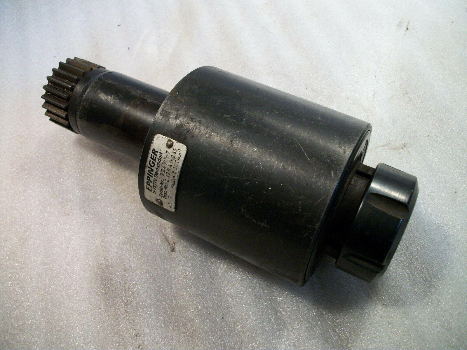 Eppinger VDI40 Live Tool Holder Model D73770