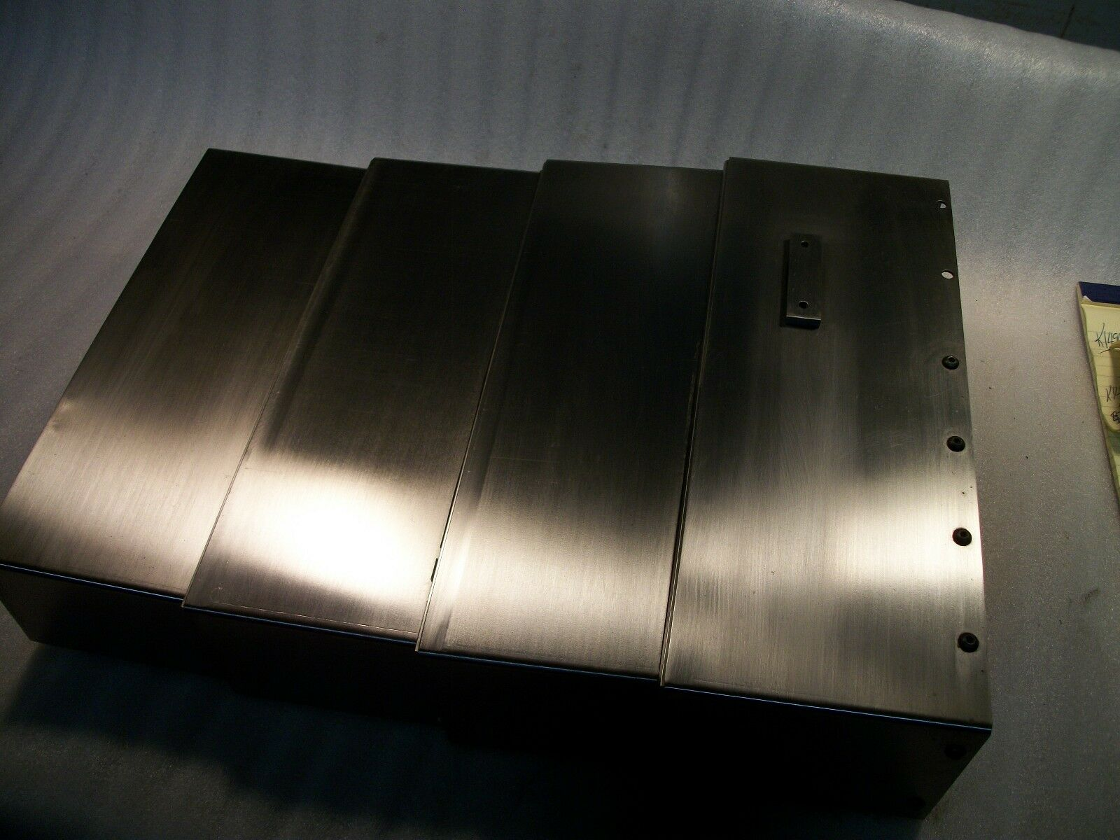 Hardinge Way Covers from Conquest 42 Part# CSB-10115-70