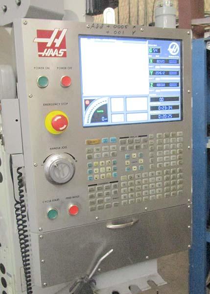 HAAS EC-1600-4X CNC Horizontal Machining Center