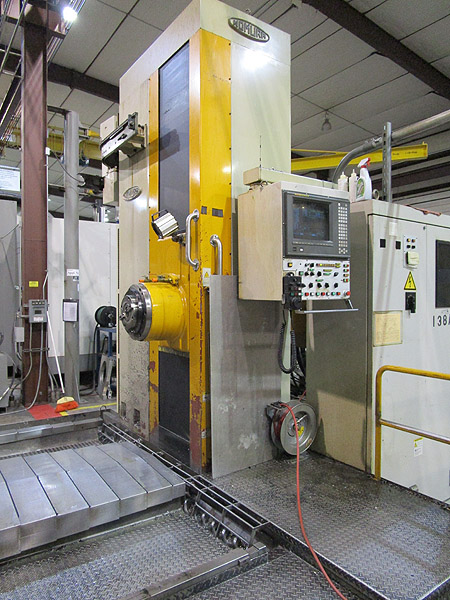 "4.33"" Nomura CNC Table Type Horizontal Boring Mill"