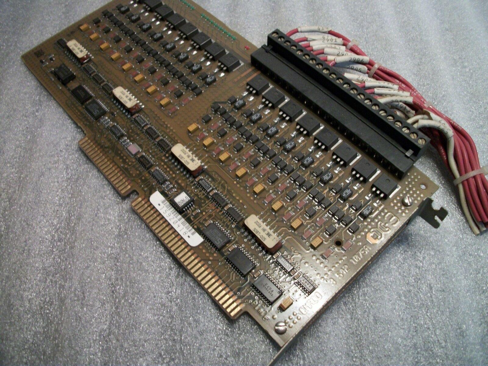 Cincinnati Acramatic 850sx CNC Control Board 3-542-1075A