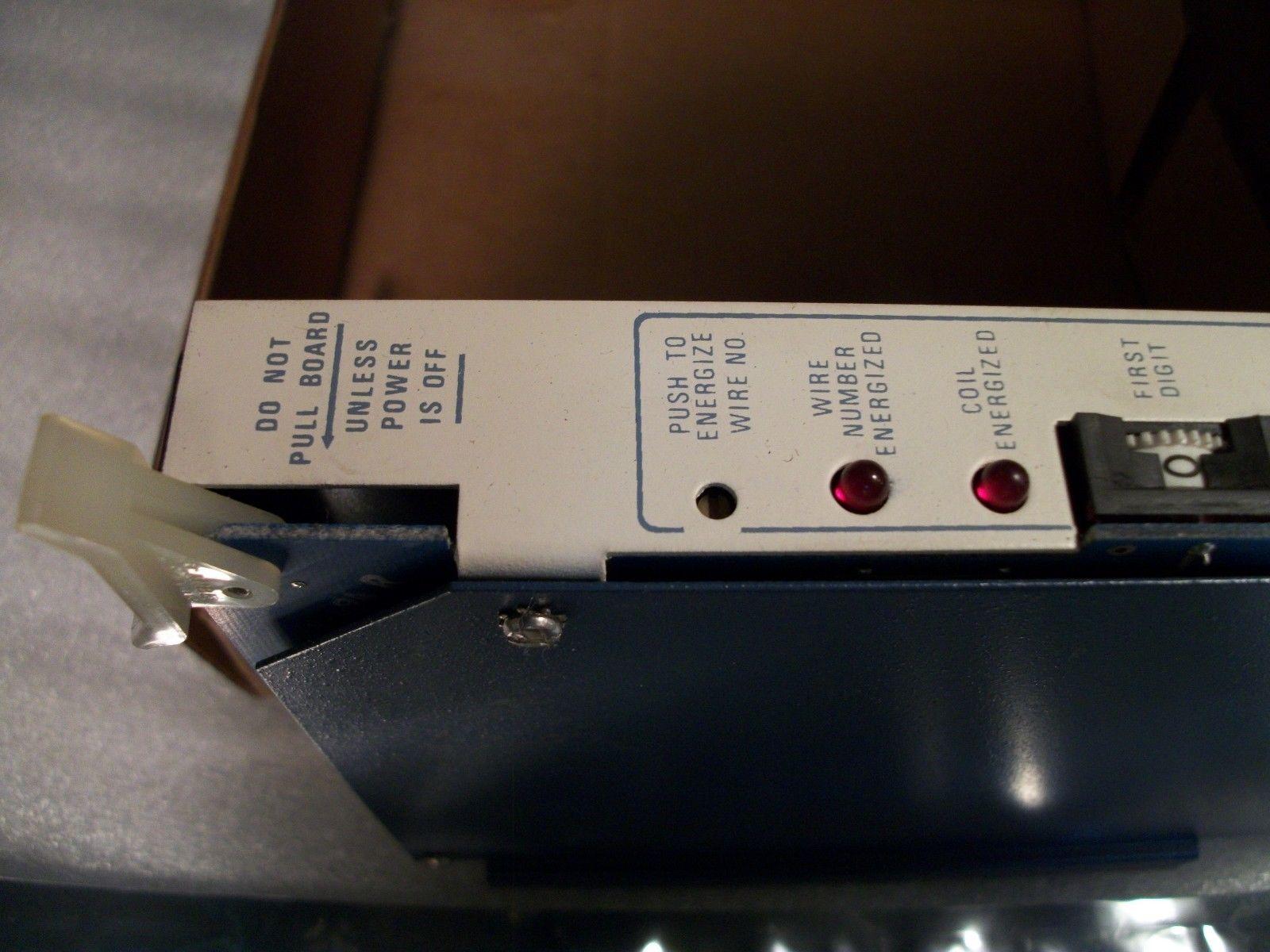 Cutler Hammer Control Board D120 PM30 Control Board