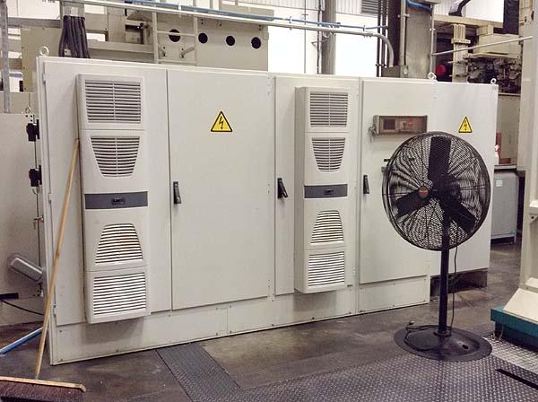 SHW Werkzeugmaschinen 5-Axis Traveling Column Horizontal Machining Center