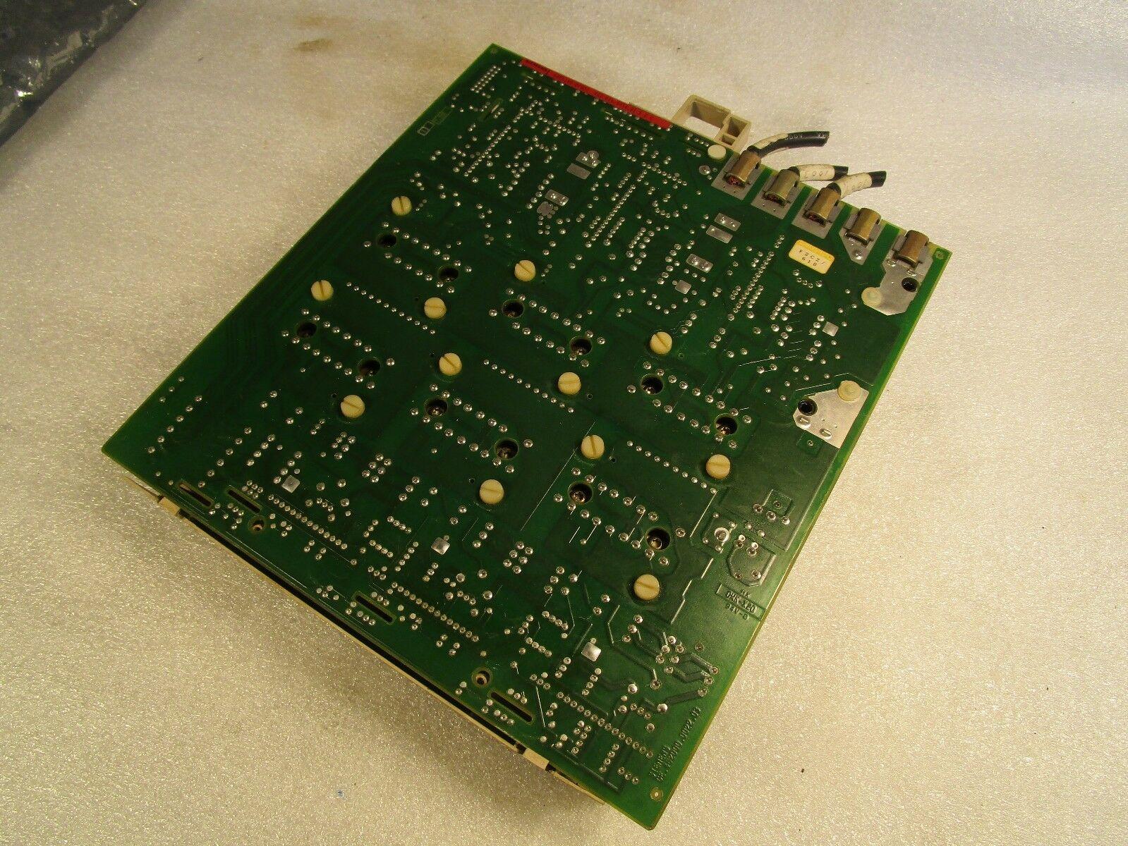 Siemens Axis Drive Card 6SC6140-0FR01 462.014.9054.01 ABC