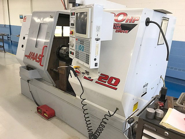 HAAS SL-20 CNC Turning Center