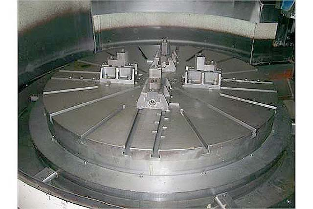 Toshiba Model Tue-150 Vertical Boring & Turning Mill