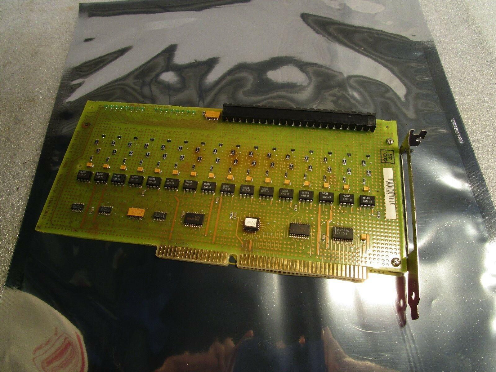 Siemens Cincinnati Acramatic 850SX CNC Control Board 3-542-1194A