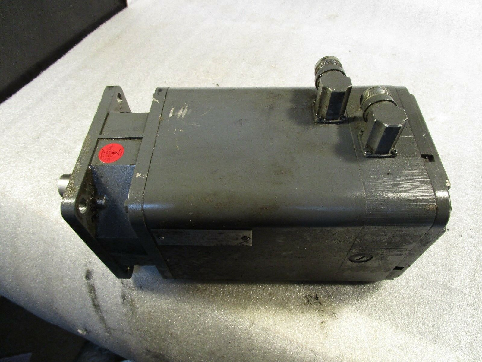 Siemens AC Servo Motor 1FT5072-0AC71-1-Z CMI Part# 1-606-3609