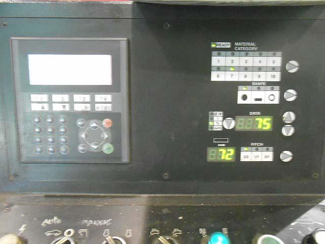 """28"""" X 32"""" Amada Model Hfa700Ii Automatic Post Type Horizontal Band Saw"""