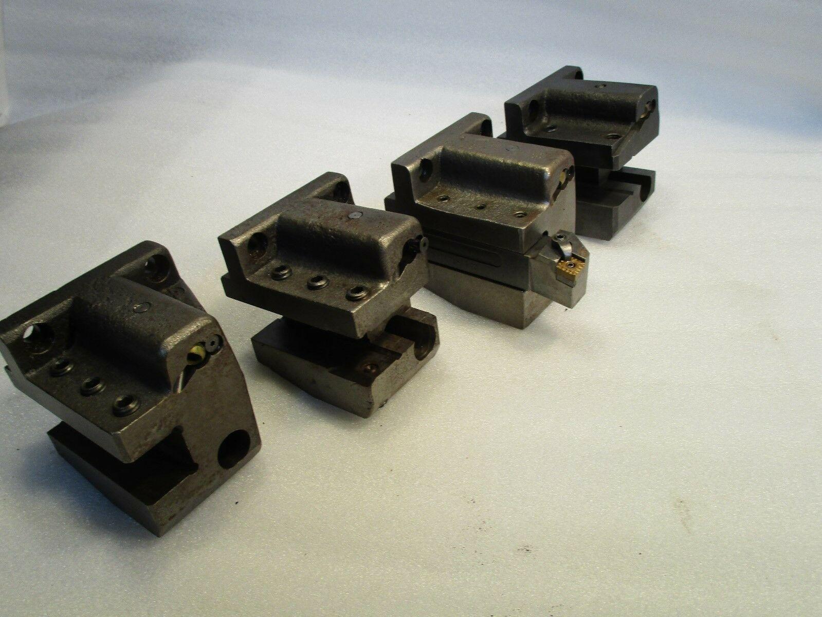 Cincinnati Avenger Bolt-on CNC Lathe Tool Block Stick Tool Holder 8804226