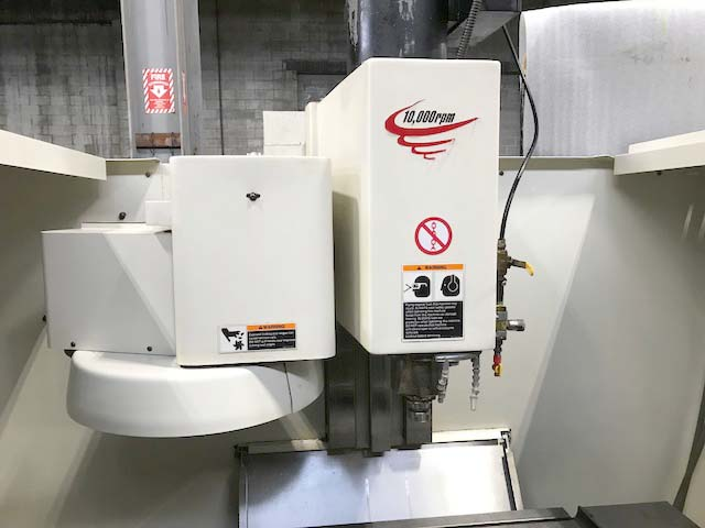 "FADAL VMC4020, Fadal Multi Processor CNC, 48"" x 20"" Table, X=40"",Y=20"",Z=20"", Cat-40, 10,000rpm,Box Ways, New 2006."
