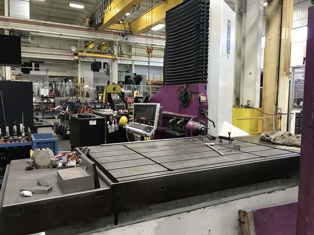 Tarus CNC Gun Drill